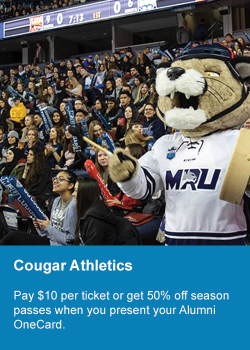 Alumni Perk - Cougar Athletics