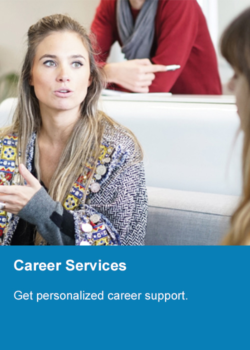 Alumni Perk Career Services